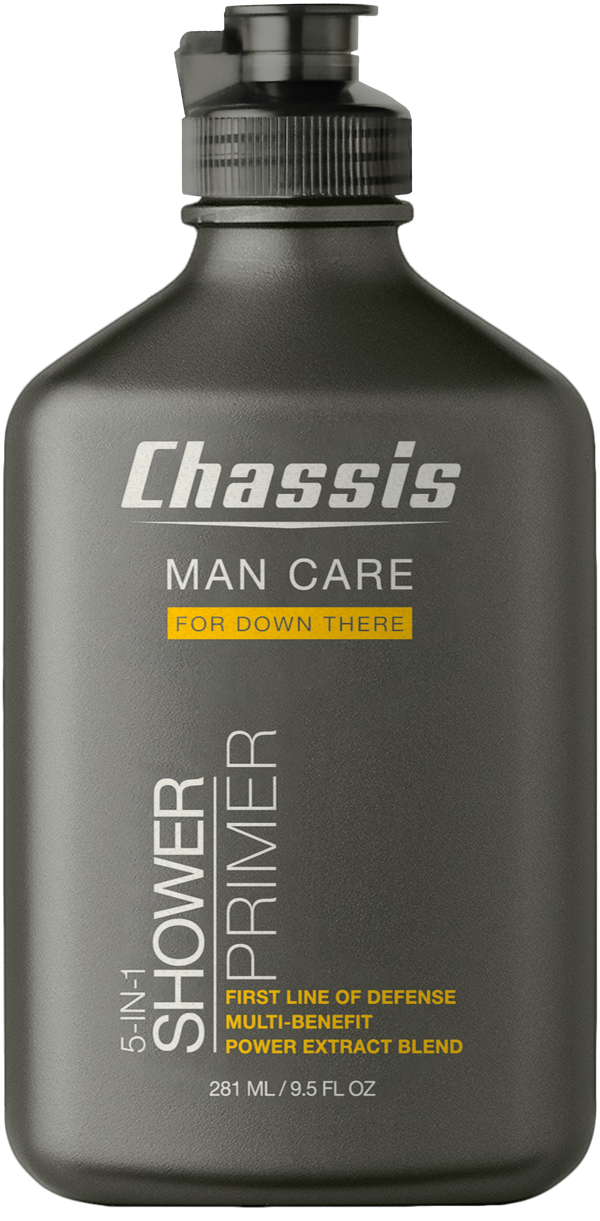 Chassis For Men - Shower Primer