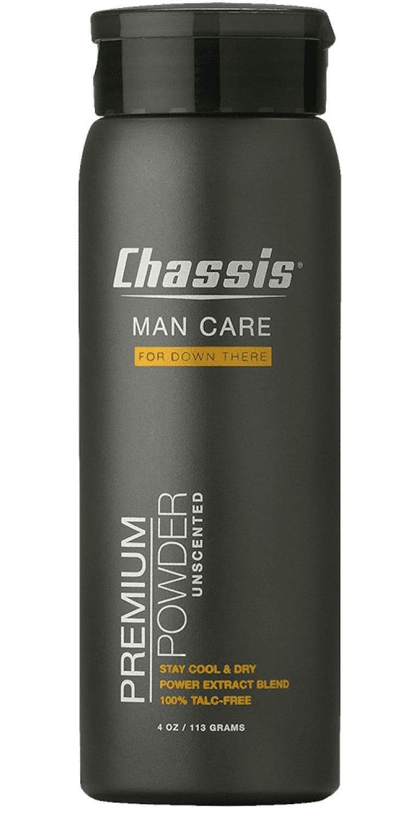 Chassis For Men - Premium Powder Unscented