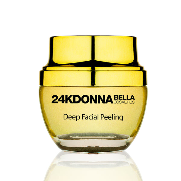 Donna Bella Cosmetics - 24k Deep Facial Peeling