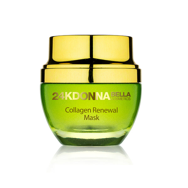 Donna Bella Cosmetics - 24k Collagen Radiance Renewal Mask