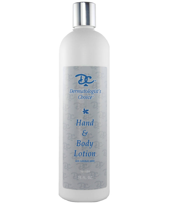 Dermatologist's Choice - Hand And Body Lotion