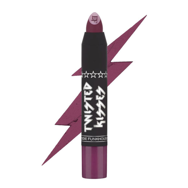 Eddie Funkhouser - Twisted Kisses Matte Lip Pencil - Kiss Me Twice