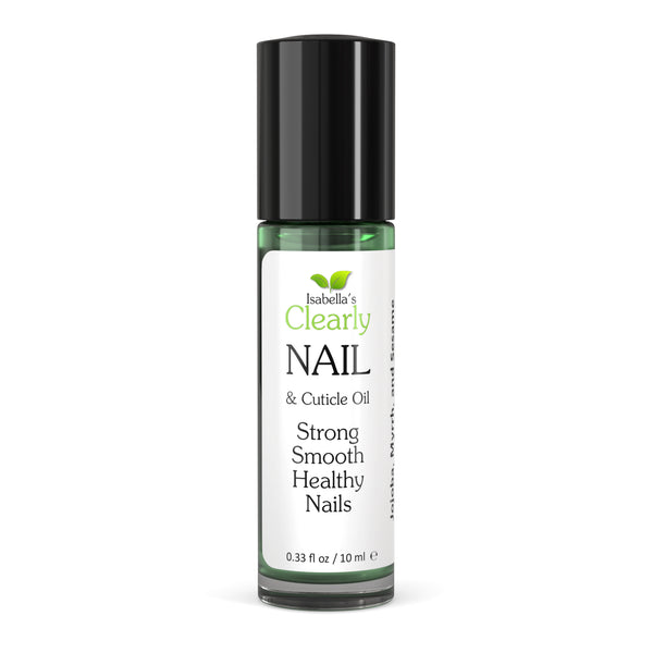 Isabella's Clearly - Nail, Nail And Cuticle Oil Treatment (0.3 Oz.)