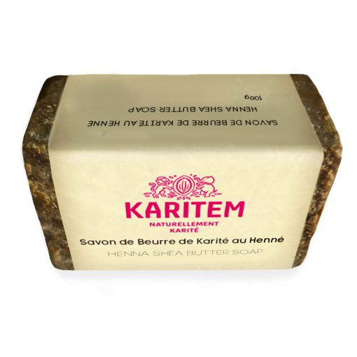 Karitem - Honey Shea Butter Soap 4 Oz.