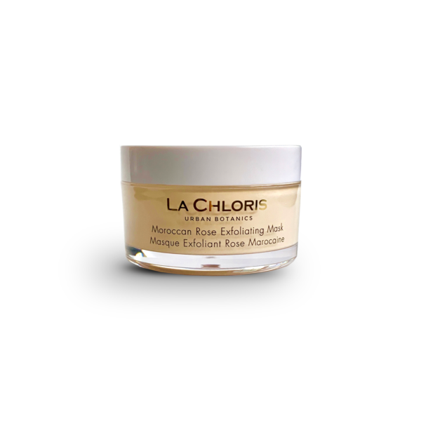 La Chloris - Moroccan Rose Exfoliating Mud Mask