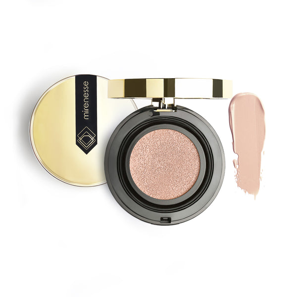Mirenesse - 10 Collagen Cushion Compact Airbrush Foundation - 21.vienna