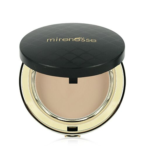 Mirenesse - 4 In 1 Skin Clone Foundation Mineral Face Powder Spf 15 - 25. Bronze