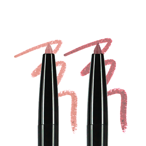 Mirenesse - Auto Lip Liner Long Wear Duet - 9. Crazy Coco