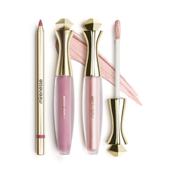 Mirenesse - Of Rose All Day Lip Kit Matte +gloss -3pce