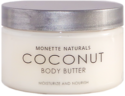 Monette Naturals - Coconut Body Butter