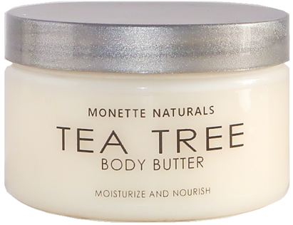 Monette Naturals - Tea Tree Body Butter