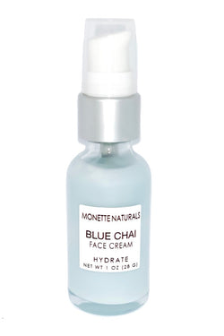 Monette Naturals - Blue Chai Face Cream