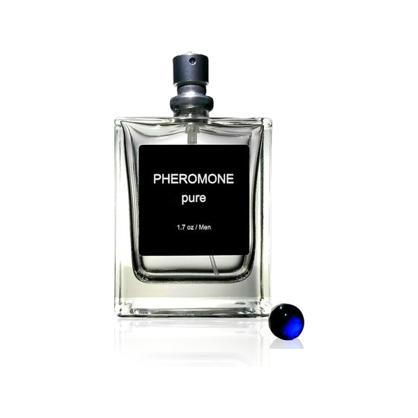 N O 9 Bask - Pheromone Pure For Men ( 1.7 Oz.) - Black Label