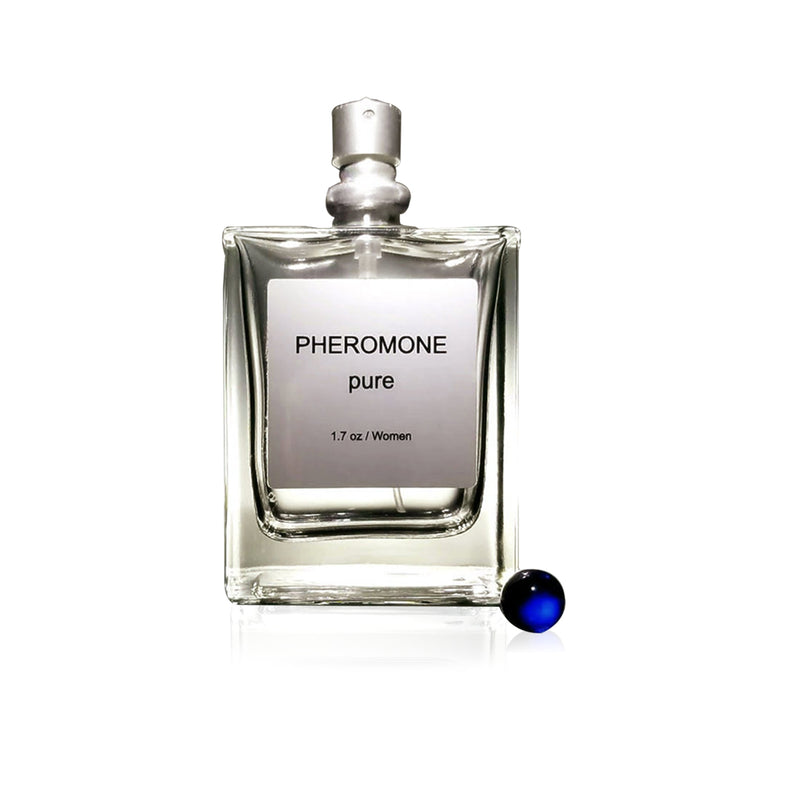 Pheromones For Women (1.7 Oz.) White Label - Pure Women Pheromones To Attract Men Without Perfume - Extra Strength Human Pheromones Formula By No 9 Bask
