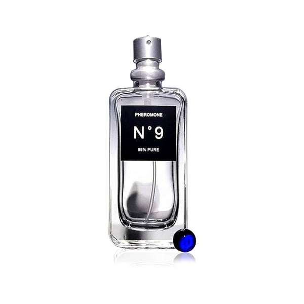 N O 9 Bask - Pheromone N O 9 For Men ( 1.05 Oz.)  - Black Label