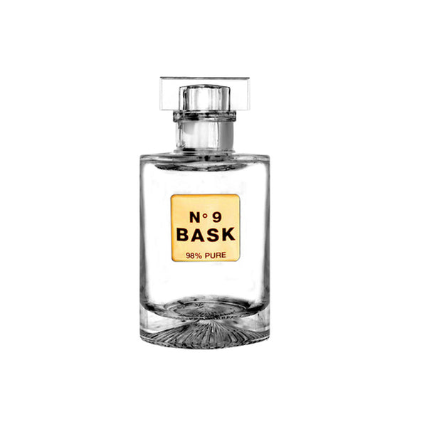 N O 9 Bask - 99 Percent Pure Round Bottle Spray (1.75 Oz.) - Gold Label