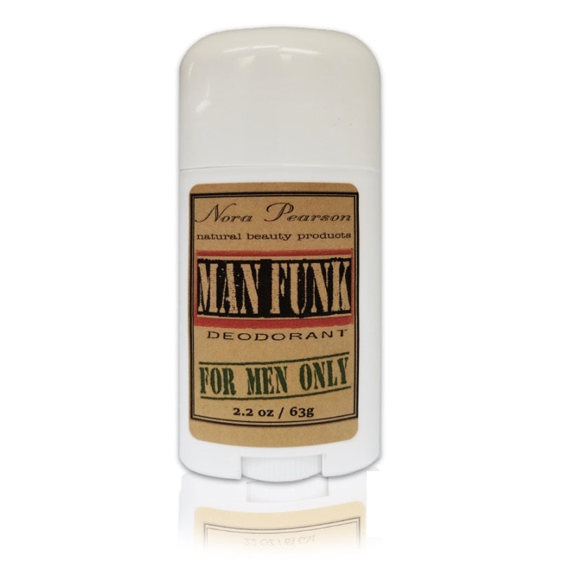 Nora Pearson - Man Funk Natural Deodorant (2.2 oz.) - Marrakesh