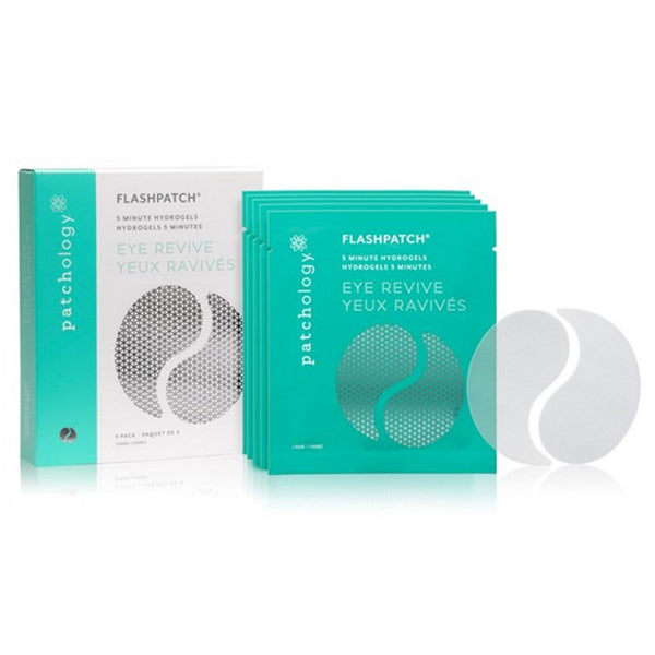 Patchology - Flashpatch 5 Minute Hydrogels Eye Revive
