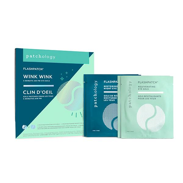 Patchology - Wink Wink 5 Minute Flashpatch Am Pm Eye Gels