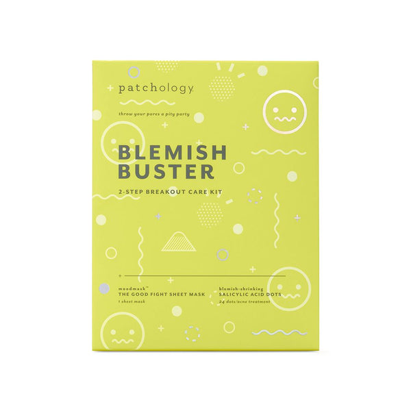 Patchology - Blemish Buster 2-step Breakout Care Kit