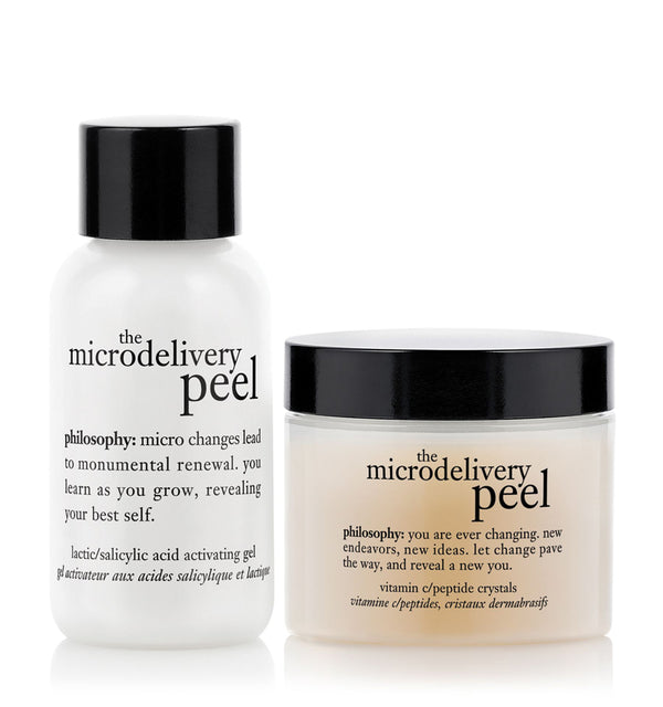 Philosophy - The Microdelivery Dual-phase Peel