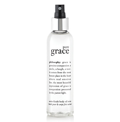Philosophy - Pure Grace Satin-finish Body Oil Mist