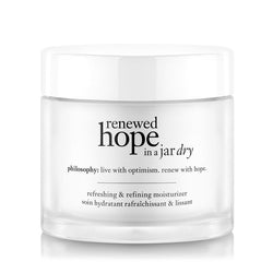 Philosophy - Renewed Hope In A Jar Dry Refreshing & Refining Moisturizer For Dry Skin