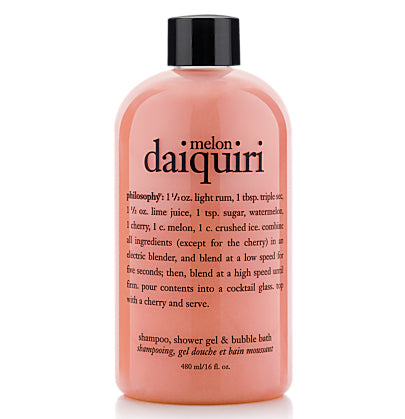 Philosophy - Melon Daiquiri Shampoo, Shower Gel & Bubble Bath