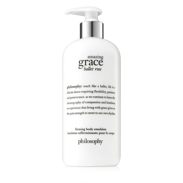 Philosophy - Amazing Grace Ballet Rose Firming Body Emulsion