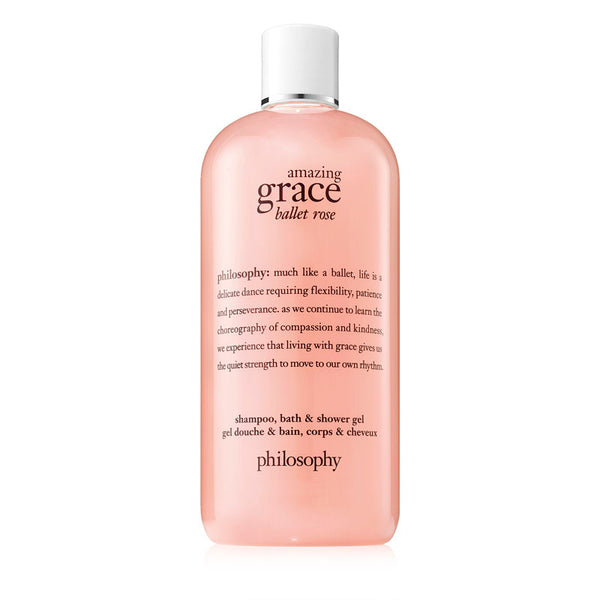 Philosophy - Amazing Grace Ballet Rose Shampoo, Bath And Shower Gel