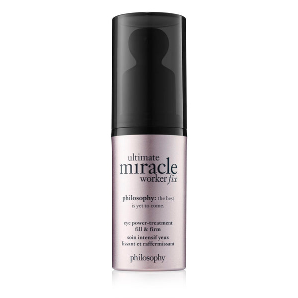 Philosophy - Ultimate Miracle Worker Fix Eye Power-treatment Fill And Firm