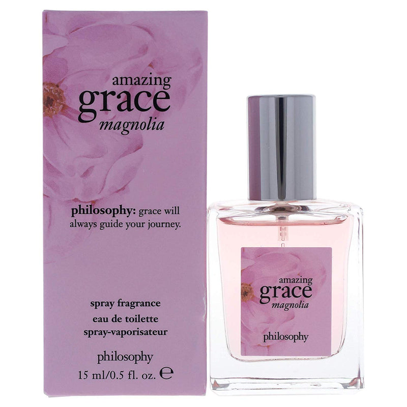 Philosophy - Amazing Grace Magnolia Spray Fragrance Eau De Toilette (0.5 Oz.)