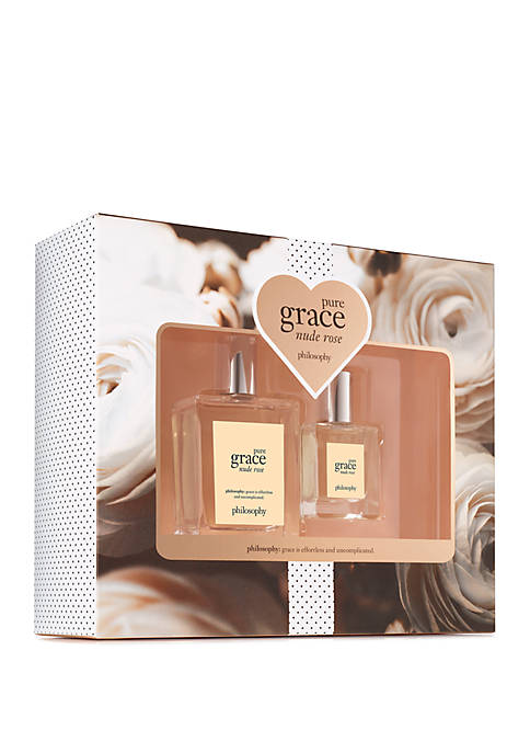 Philosophy - Pure Grace Nude Rose Set