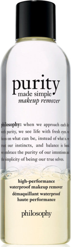 Philosophy - Purity Made Simple High-performance Waterproof Makeup Remover 6.7 Oz.