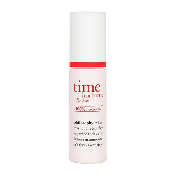 Philosophy - Time In A Bottle For Eyes 0.5 Oz.