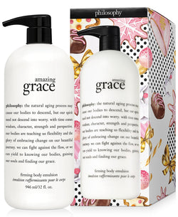 Philosophy - Amazing Grace Firming Body Emulsion Jumbo Limited Edition Holiday 2019