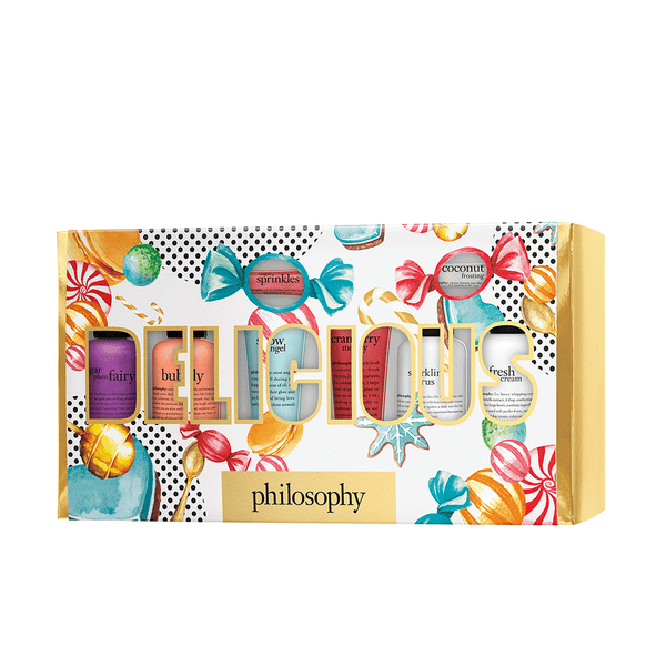 Philosophy - The Sweetest Treats Holiday Favorites Gift Set