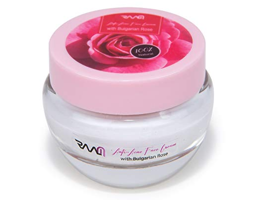 Raam - Anti Acne Face Cream With Bulgarian Rose