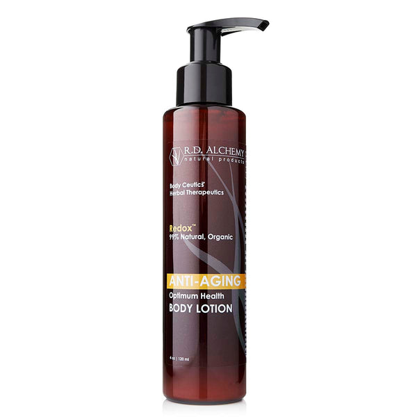 Rd Alchemy Natural Products - Anti-aging Body Lotion