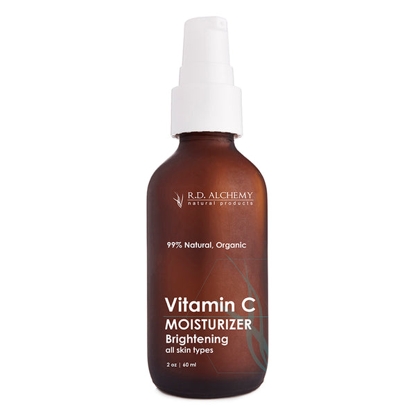Rd Alchemy Natural Products - Vitamin C Brightening Moisturizer