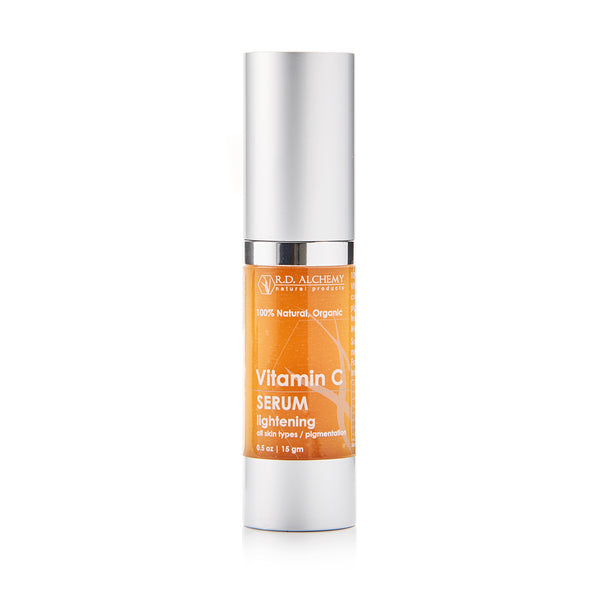 Rd Alchemy Natural Products - Vitamin C Serum