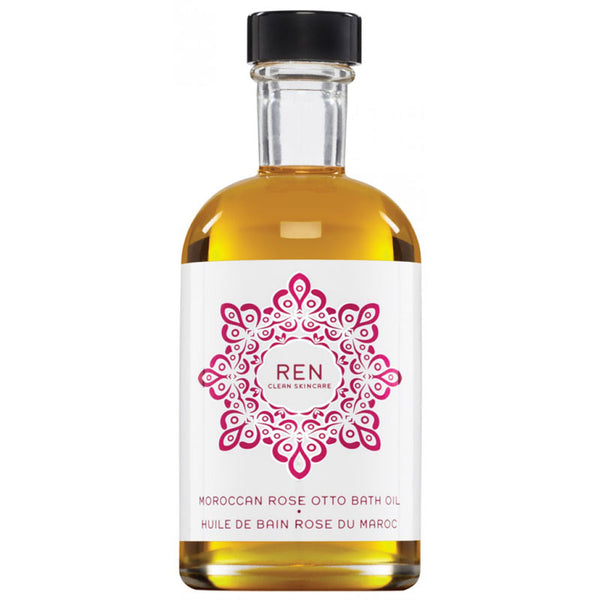 Ren - Moroccan Rose Otto Bath Oil