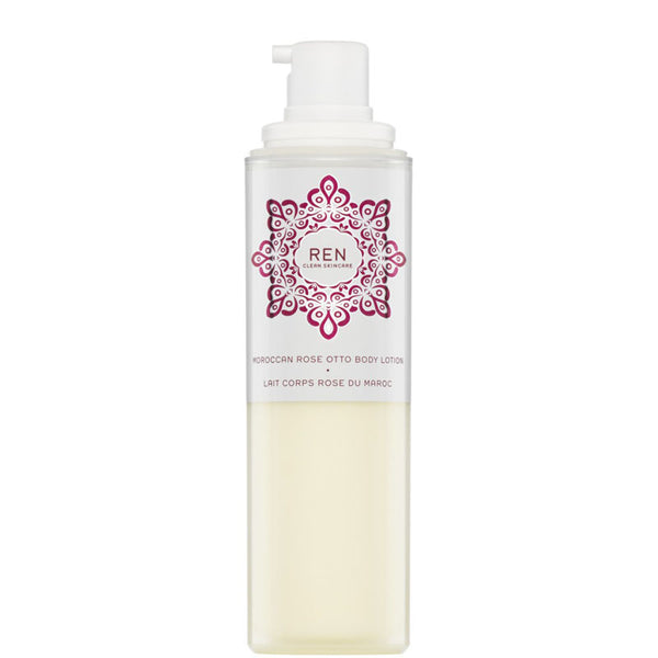 Ren - Moroccan Rose Otto Body Lotion