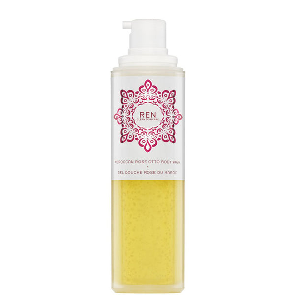 Ren - Moroccan Rose Otto Body Wash