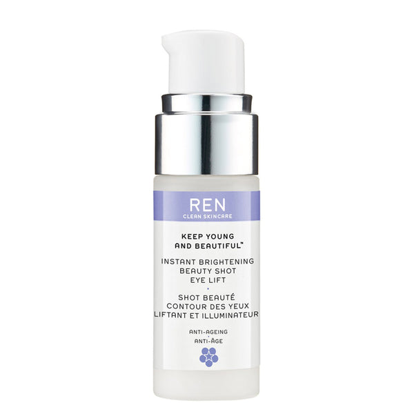 Ren - Keep Young And Beautiful Instant Brightening Beauty Shot Eye Lift
