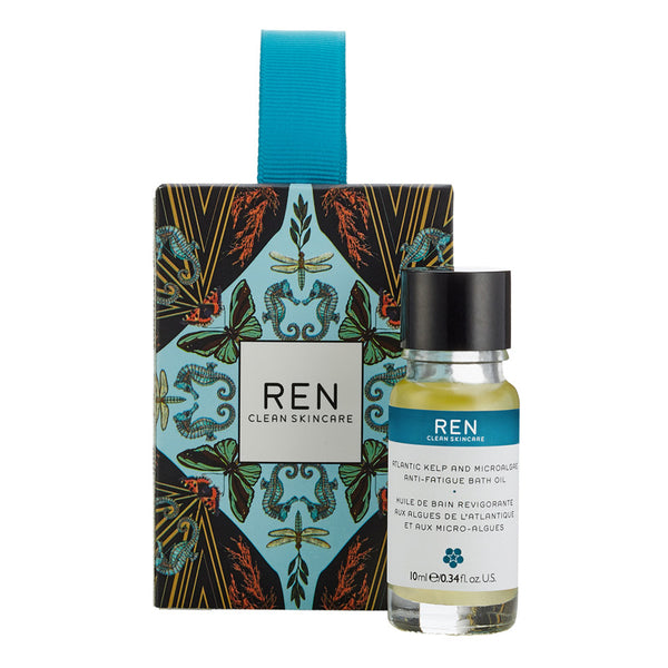 Ren - Atlantic Kelp And Microalgae Anti-fatigue Bath Oil Ornament