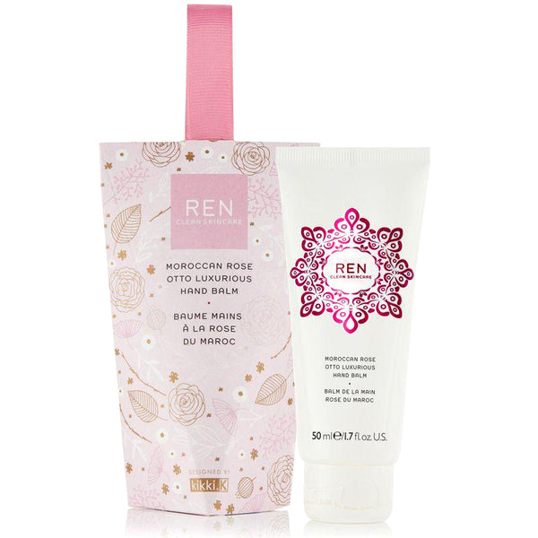 Ren - Moroccan Rose Otto Luxurious Hand Balm Holiday Ornament
