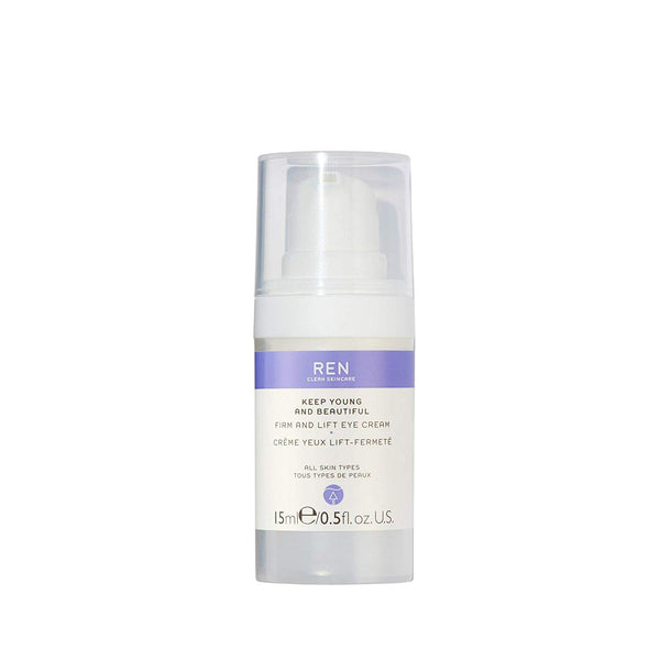Ren - Keep Young And Beautiful Firm And Lift Eye Cream 0.5 Oz.