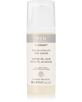 Ren - V-cense Youth Vitality Day Cream 1.7 Oz.