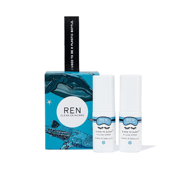 Ren - Now To Sleep Pillow Spray Stocking Stuffer Duo